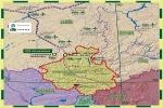 Схема проезда к санаторию Алтай-West