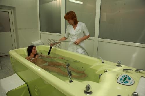 лечение с применением воды