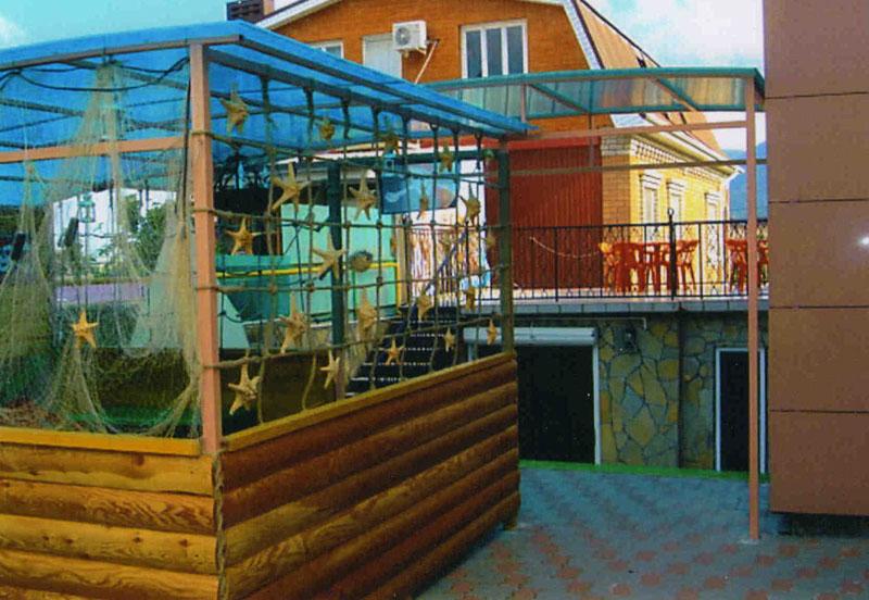 Частный отель «Олина-2» (Геленджик)