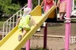 Санаторий Янган-тау - Детская площадка