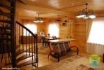 Санаторий Ключи - деревянные коттеджи, Кухня