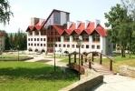 Санаторий Красноусольск в Башкортостане